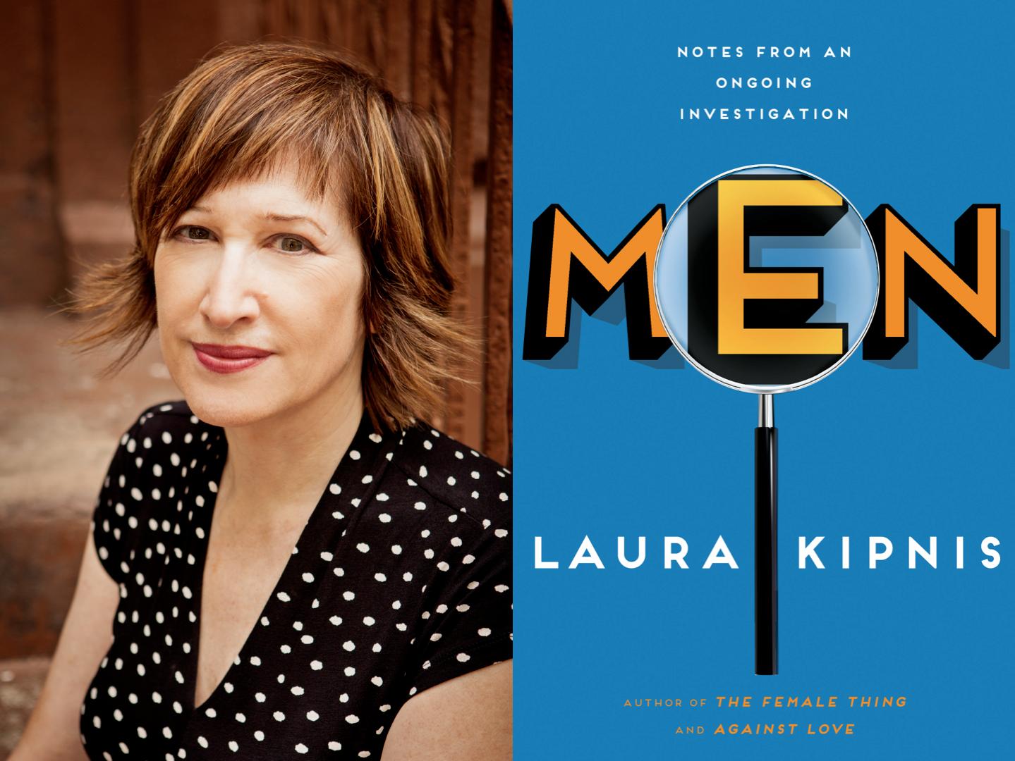 Laura Kipnis / Cover for  Men