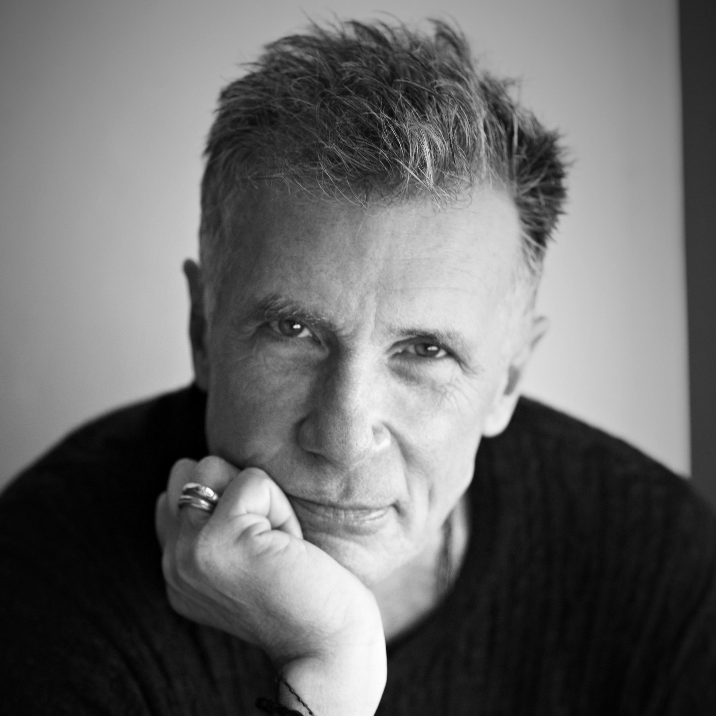 Photo of Michael Cunningham
