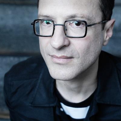 Photo of Wayne Koestenbaum by Heike Steinweg