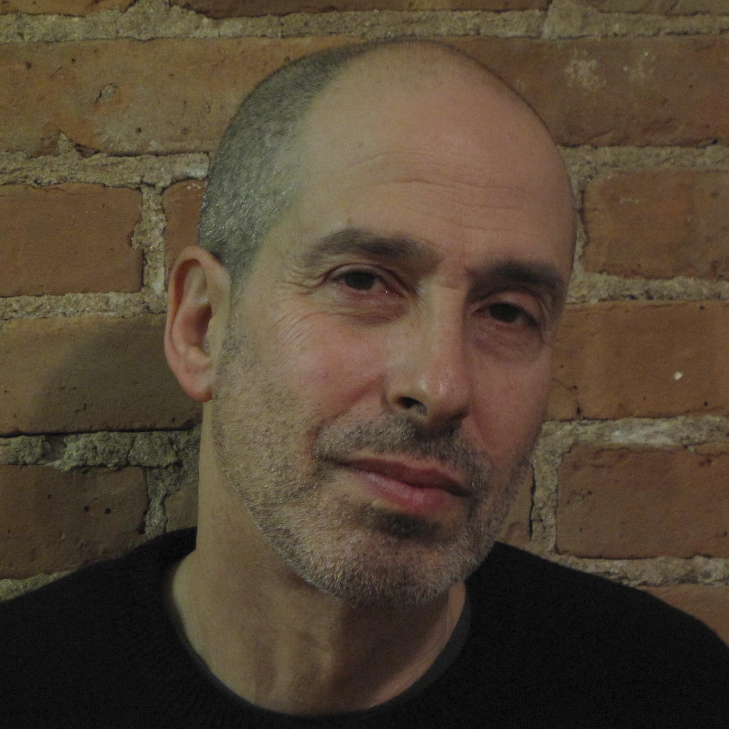 Photo of James Lasdun