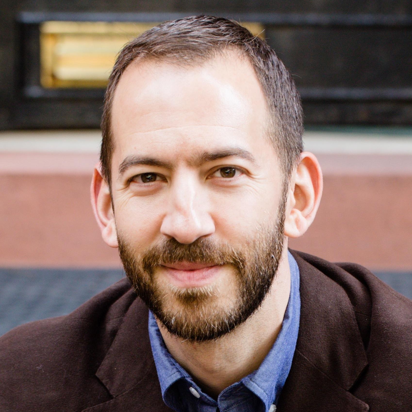 Photo of Jonathan Tepperman