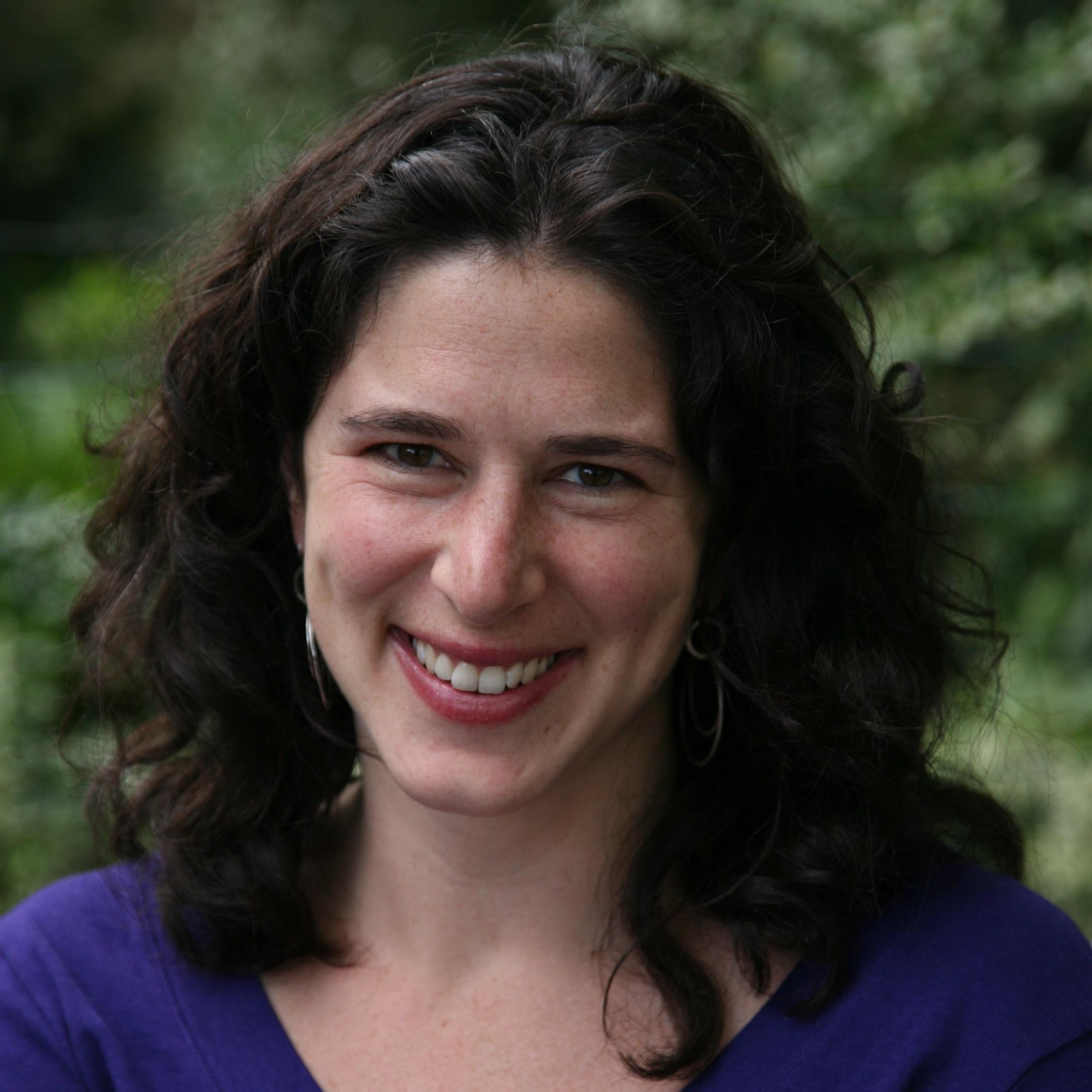 Photo of Rebecca Traister