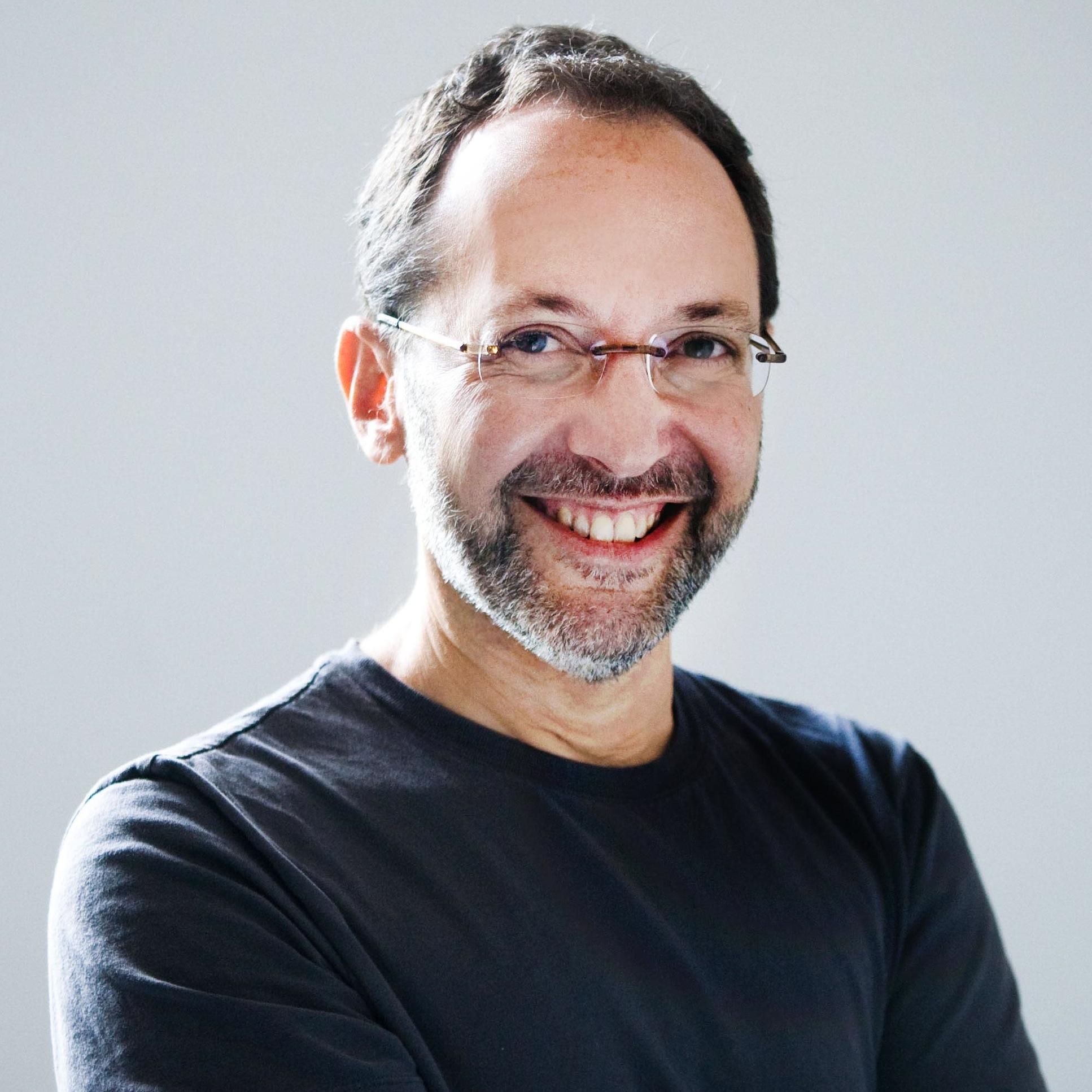 Photo of Jonathan Weiner by Piotr Redlinski