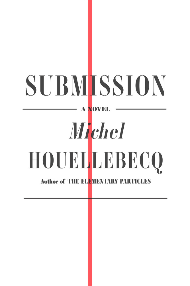Book cover for  Submission