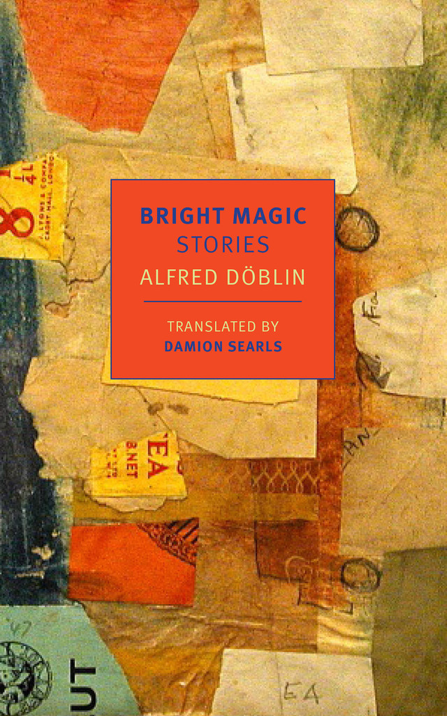 Book cover for Alfred Döblin's  Bright Magic Stories