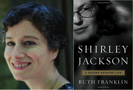 Ruth Franklin / Cover for  Shirley Jackson