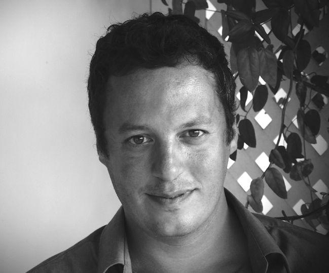 Photo of Joshua Jelly-Schapiro by Mirissa Neff