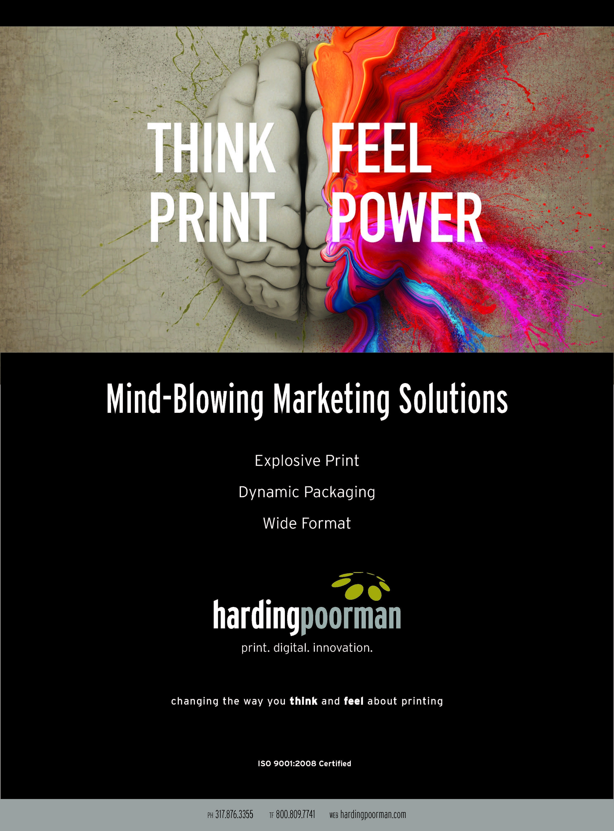 Indianapolis Business Journal Ad