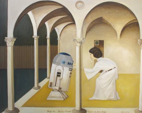 The Annunciation 24x30