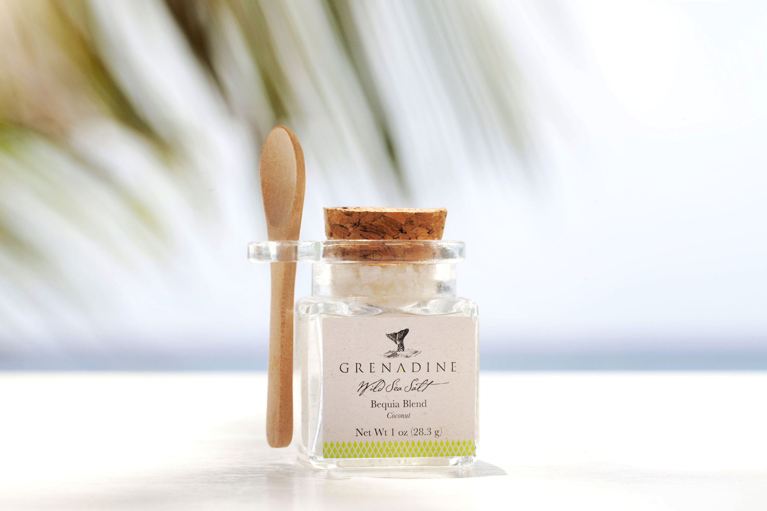 Bequia Blend - - Coconut -On our enchanted island of Bequia, drinking fresh coconut water is a daily ritual for many. From that inspiration, we combine the sweetness of coconut with the savory salty flavor for a mouth watering, deliciously healthful accent to any recipe.SIZES1 oz | 2.5 oz | 5.5 oz