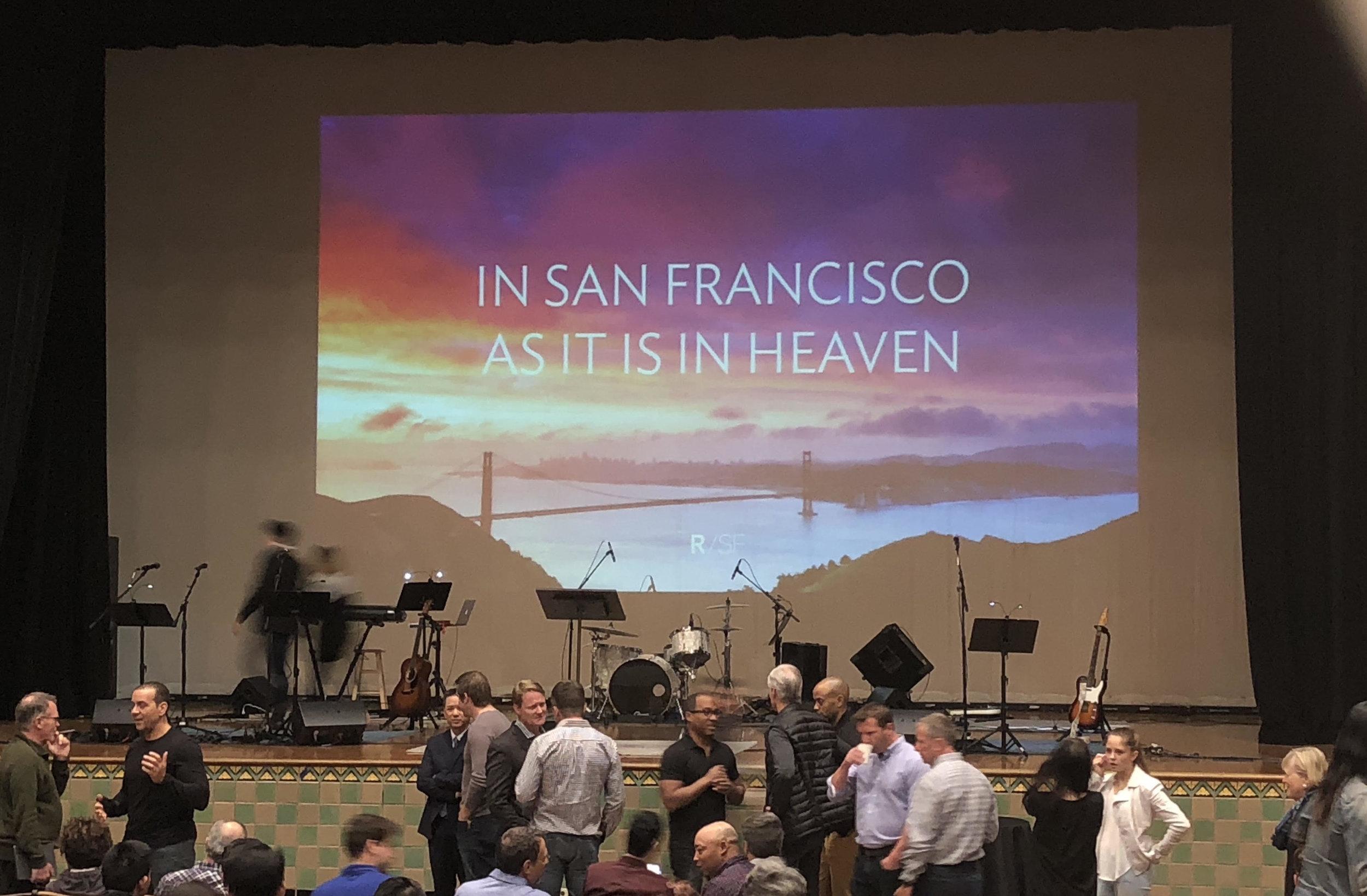 IN San Fran as it is in heaven Reality.jpg