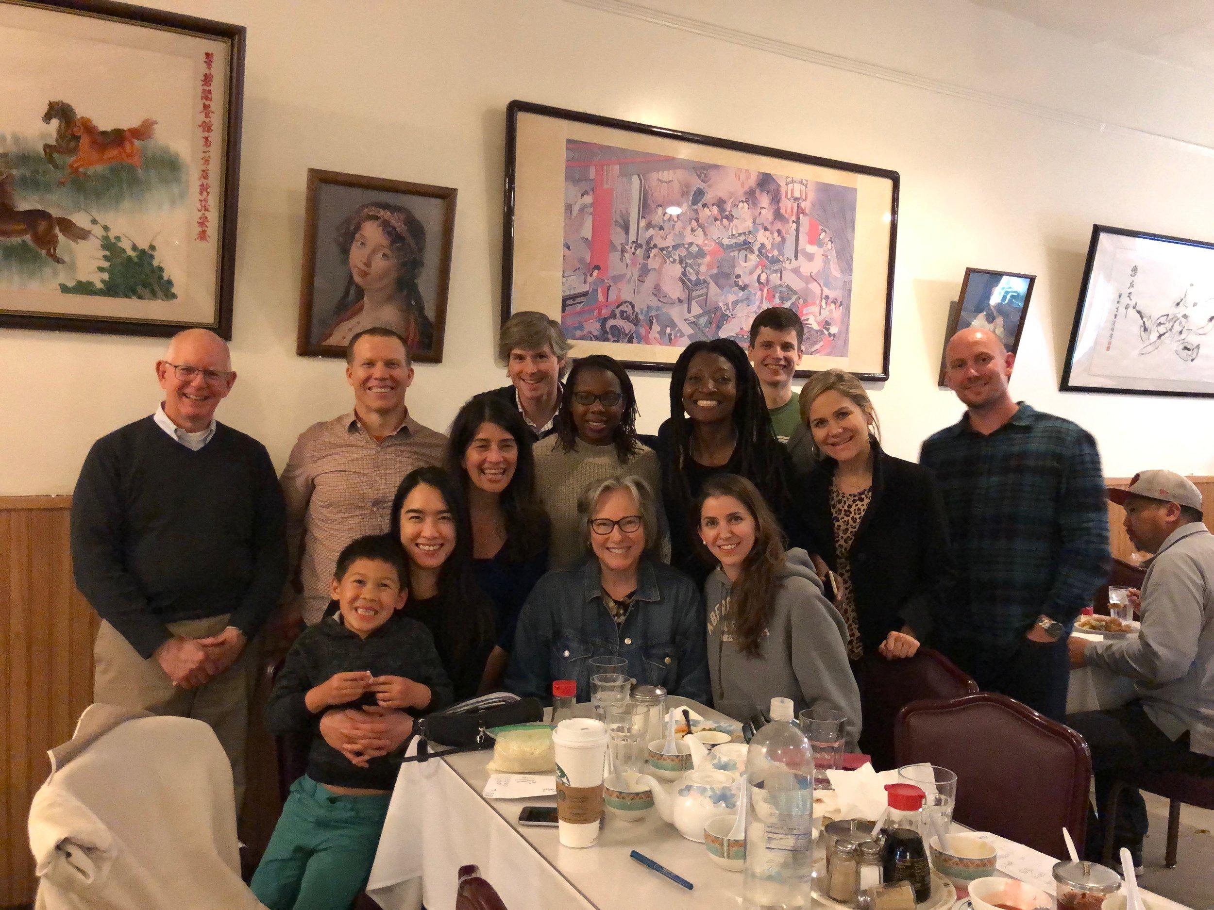 2019 SF dinner women w LEI team, Will and Eric.jpeg