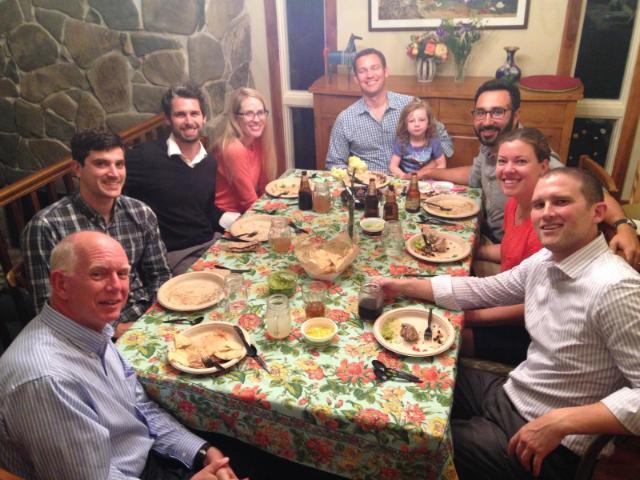 Launch group dinner 2014.jpg