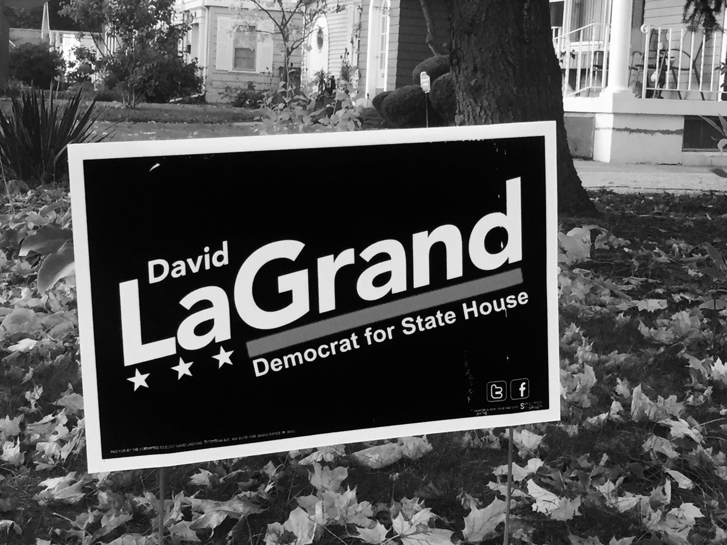 Representative David LaGrand is a son Grand Rapids seeking to get work done in Lansing on both sides of the aisle.