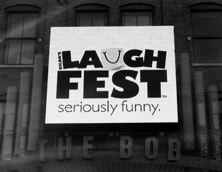 LaughFest started in 2011 and has featured comedians like Betty White, Martin Short, Brian Regan, Jim Gaffigan, George Lopez, and Kathy Griffin.