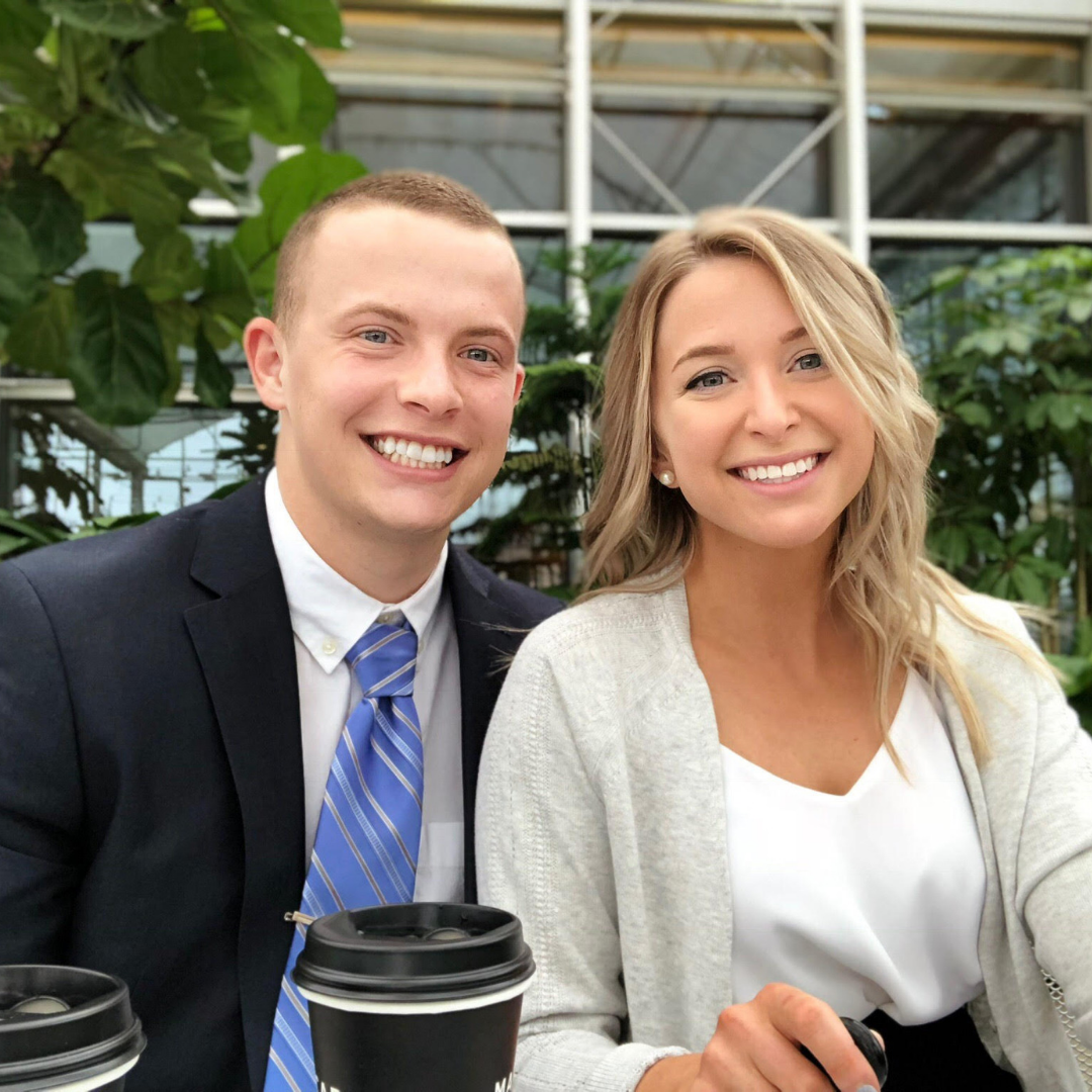Molly & Christopher Crafts   Chris and Molly moved to West Michigan to attend Grand Valley State University. Chris majored in Finance and Molly in Marketing. Together with a knack for business acumen - they specialize in providing quality customer service, a broad marketing reach, and an overall smooth and easy transaction.