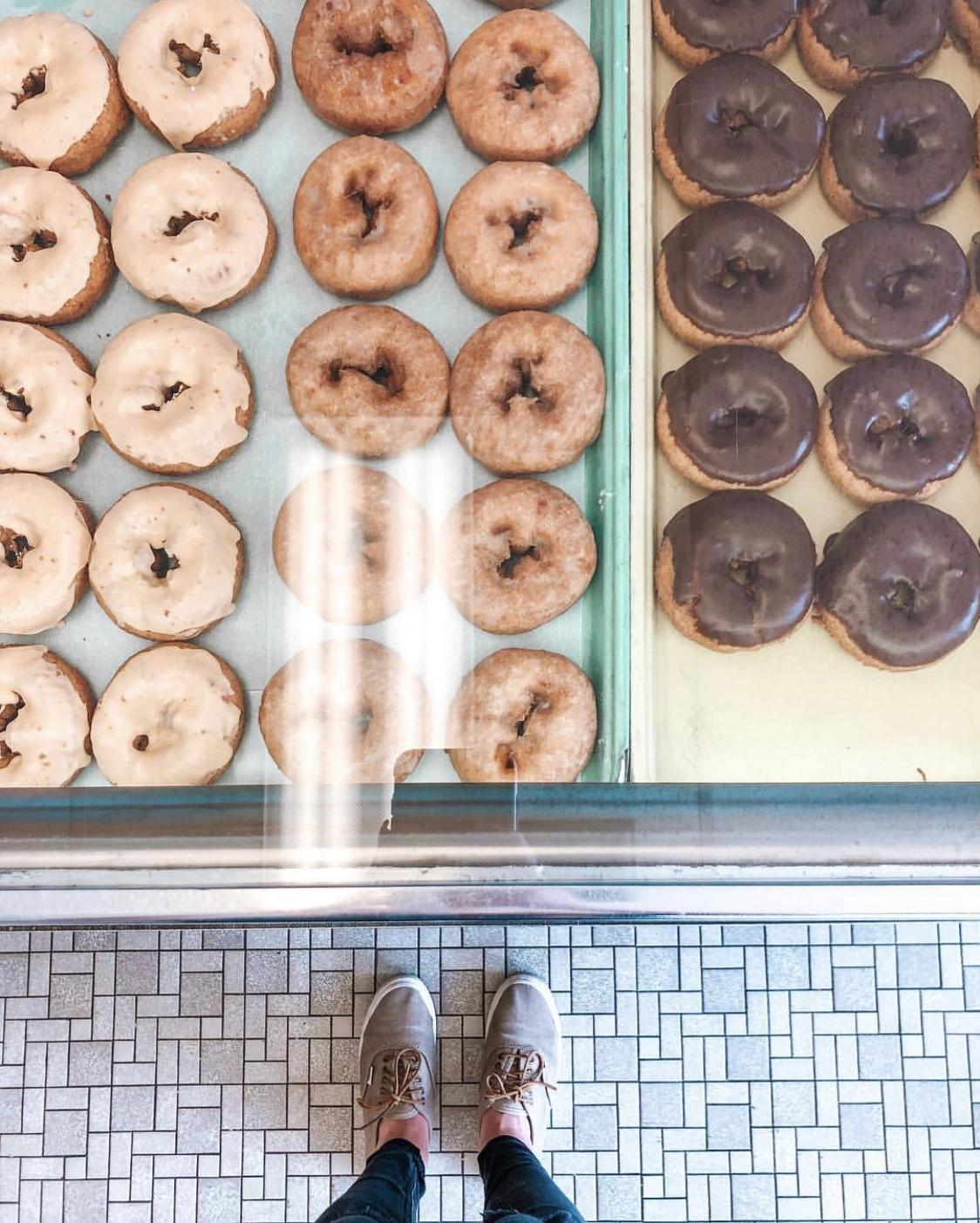 donuts bakery bakedgoods grandville grand rapids michigan iheartgr iheartgrandrapids