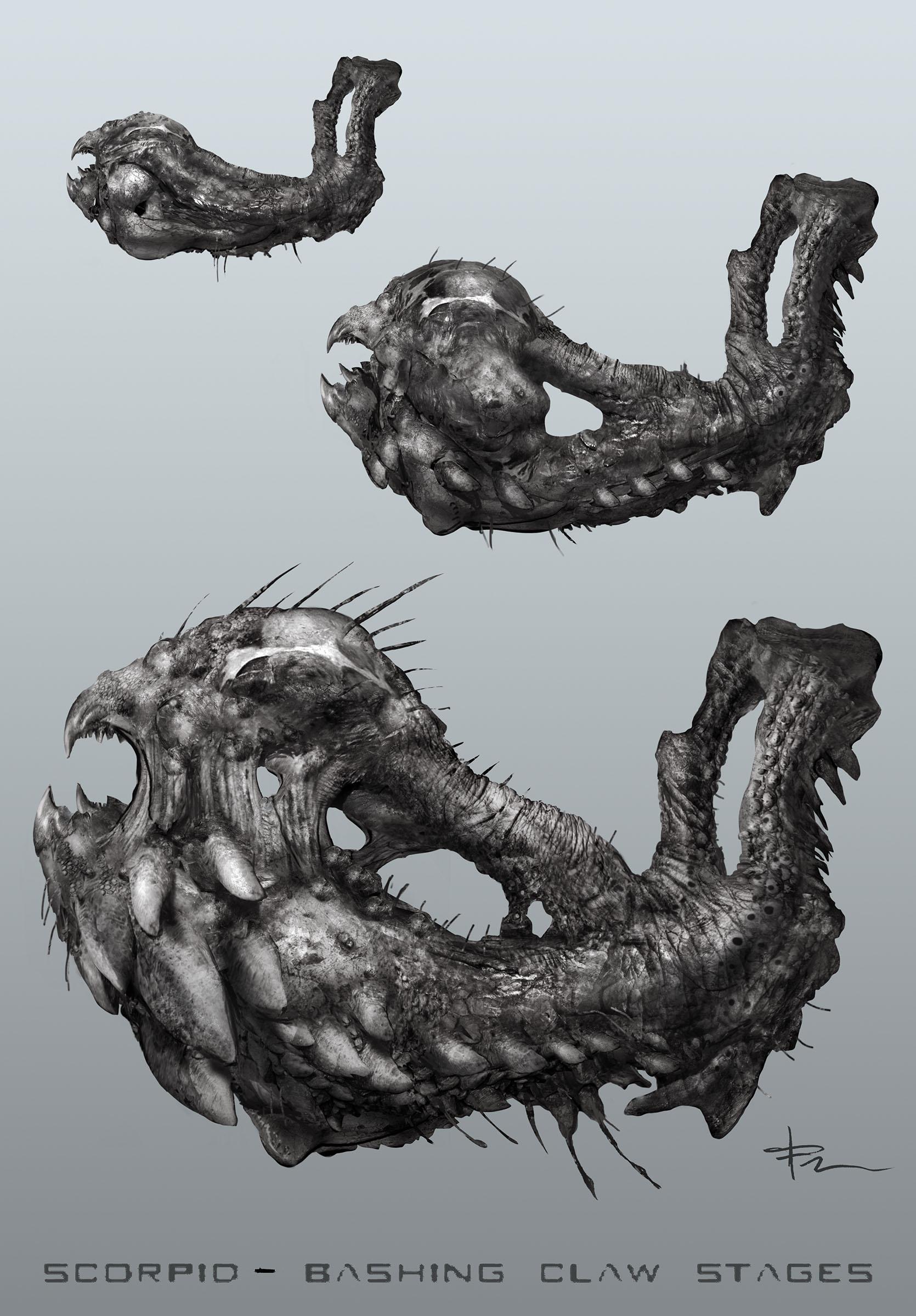 TJFRAME-ART_Evolve_scorpidbashstages.jpg