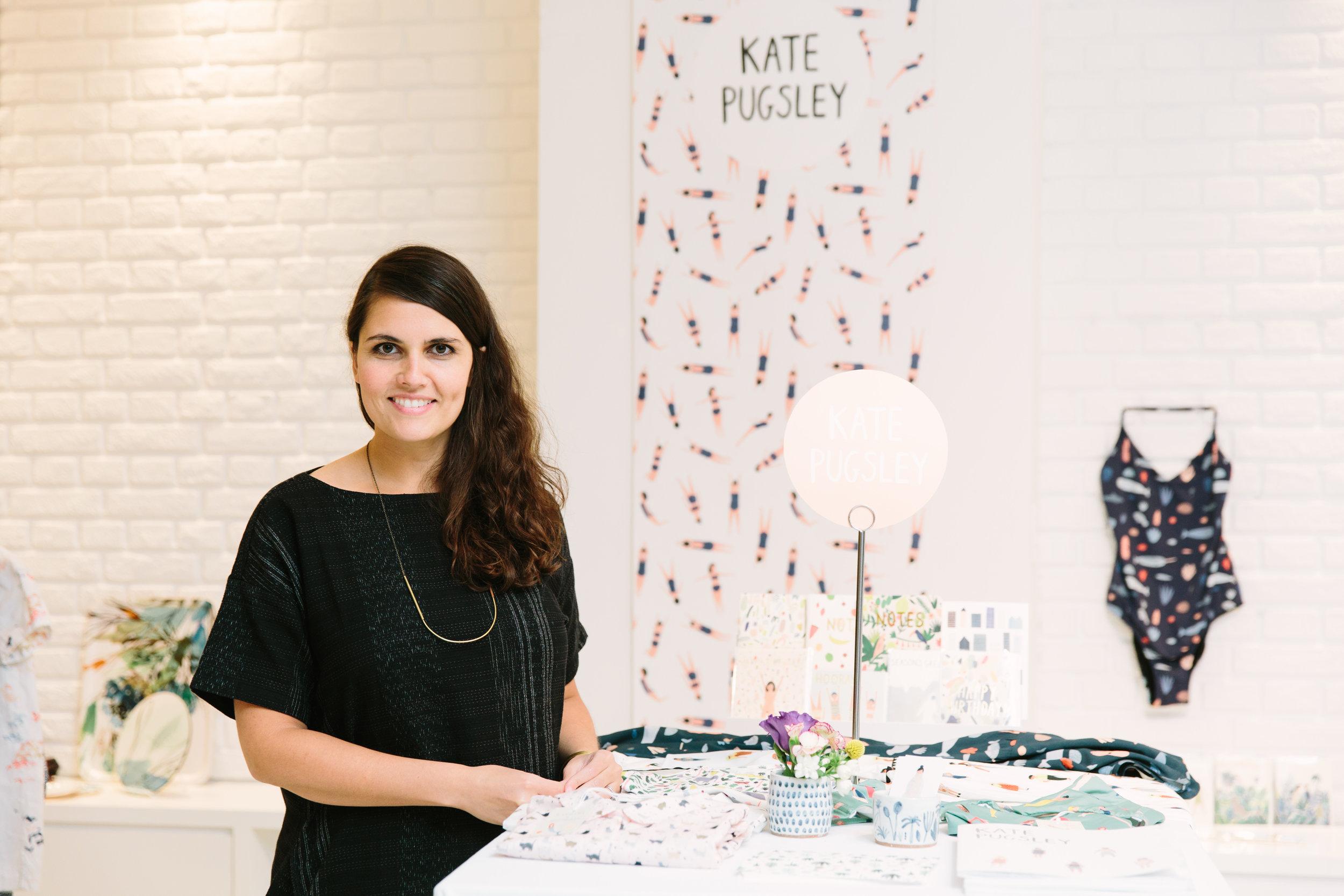 Kate Pugsley