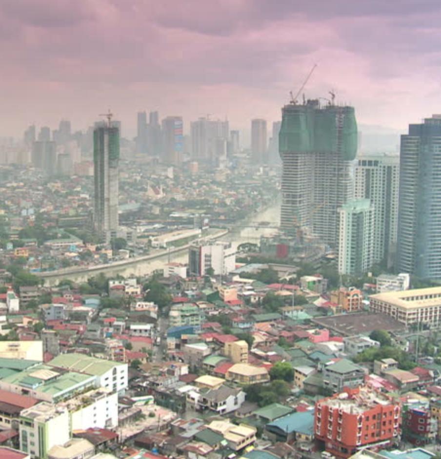 Informal Housing: Metro Manila