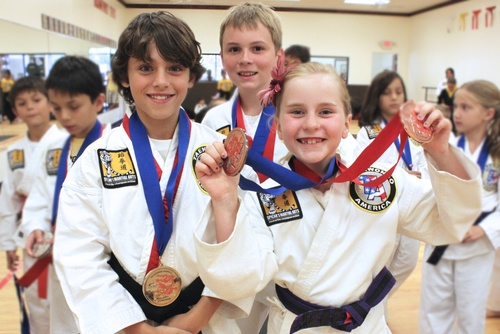 Davis' Taekwondo America