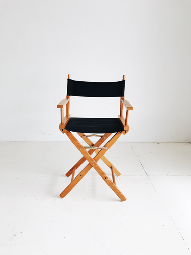 Director's Chair   Price: $30