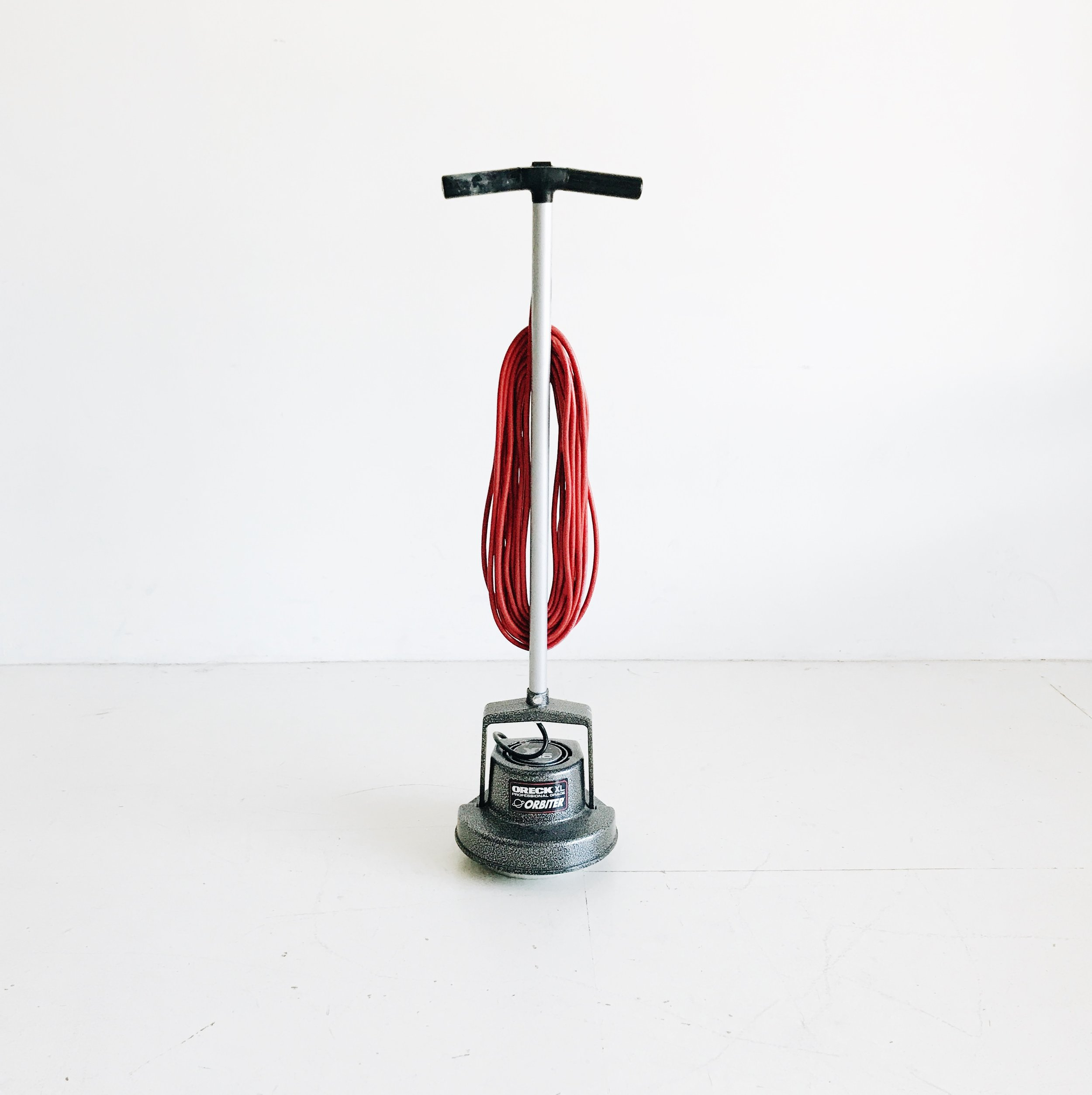 Oreck Professional Grade Floor Buffer   Price: $160 (sells for $400)