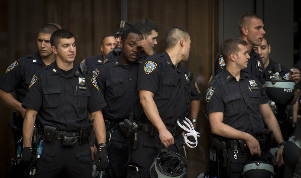 7 Sept. 2012: Occupy Wall Street protesters return to Zuccoti Park.