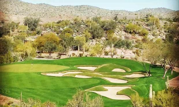 Troon Notrh Golf Course