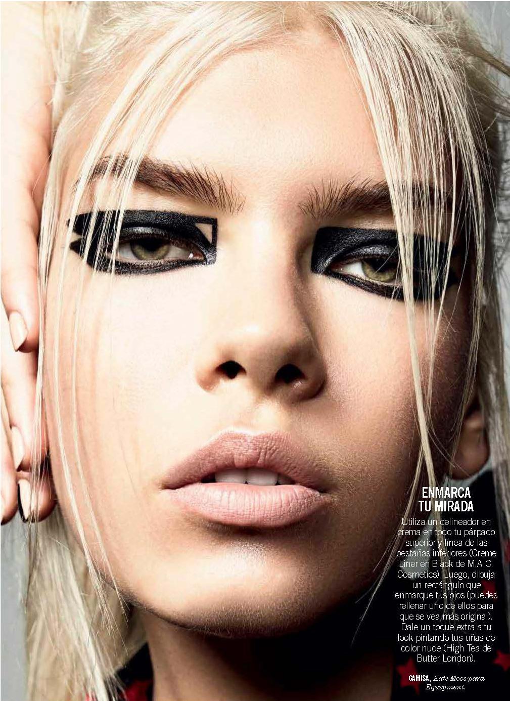 The Finish Line - Cosmopolitan ChileOctober 2016