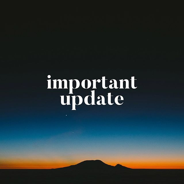 Friends, please see our website for an important update about Ecclesia. Go to www.ecclesiaoshawa.ca or use the link in our bio.