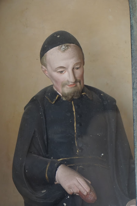 The Oldest Known Surviving Statue of Saint Vincent de Paul