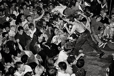 Jello Biafra Of The Dead Kennedys Conjures Chaos:The Band Played Its Debut Show At The Mab