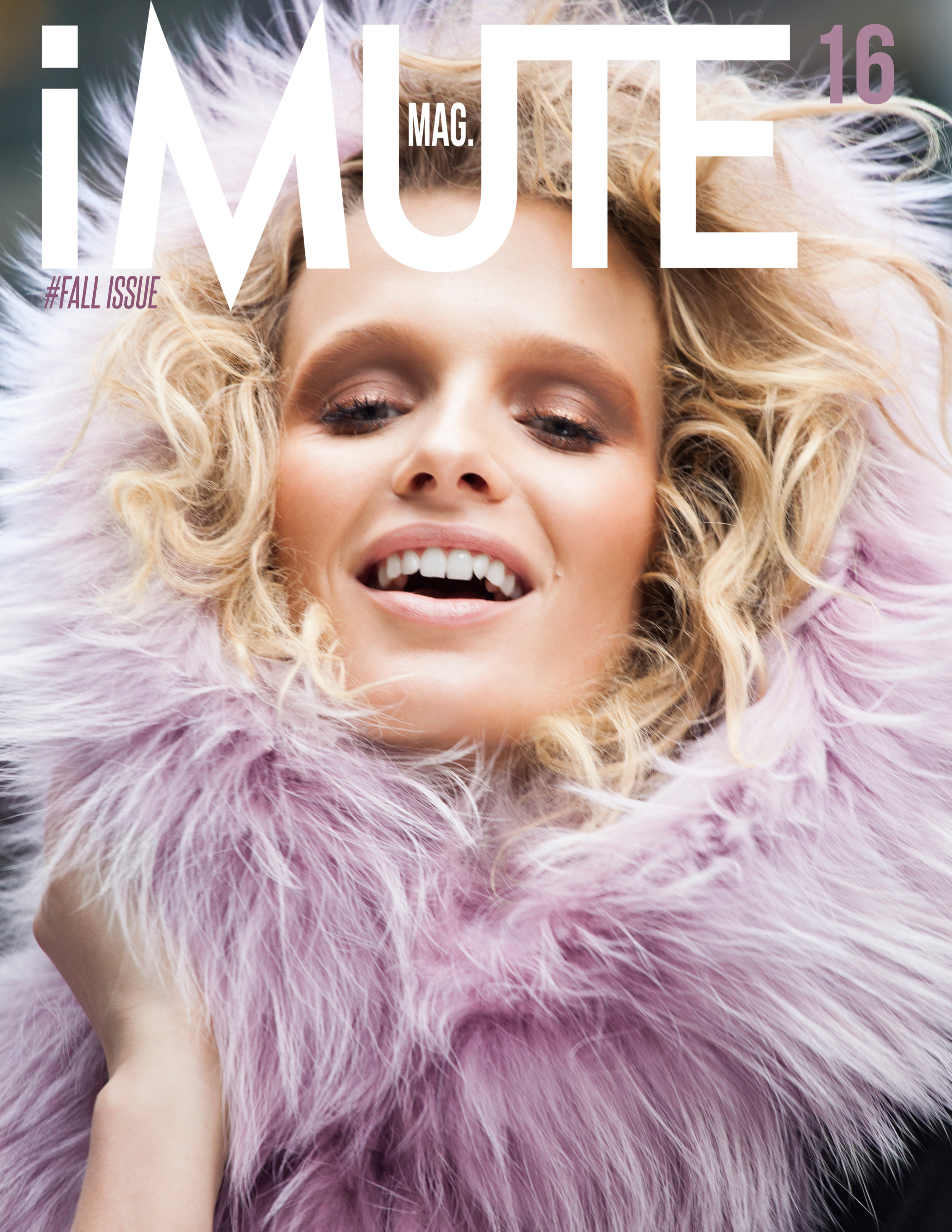 Cover - iMute Magazine #16 | Fall Issue.jpg