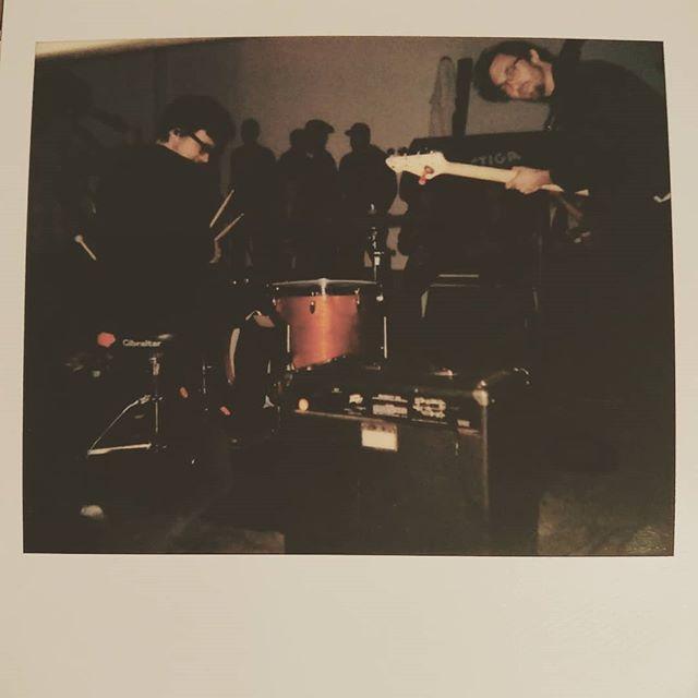 RHYTHM SECTION BOIZZZ 🥁🎸👽 * * * * * #nashville #tn #tennessee #615 #music #indierock #indie #independentmusic #diymusic #drums #bass #gretsch #peavey #fender
