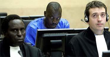 Confirmation of charges hearing. Prosecutor v Thomas Lubanga, November 2006
