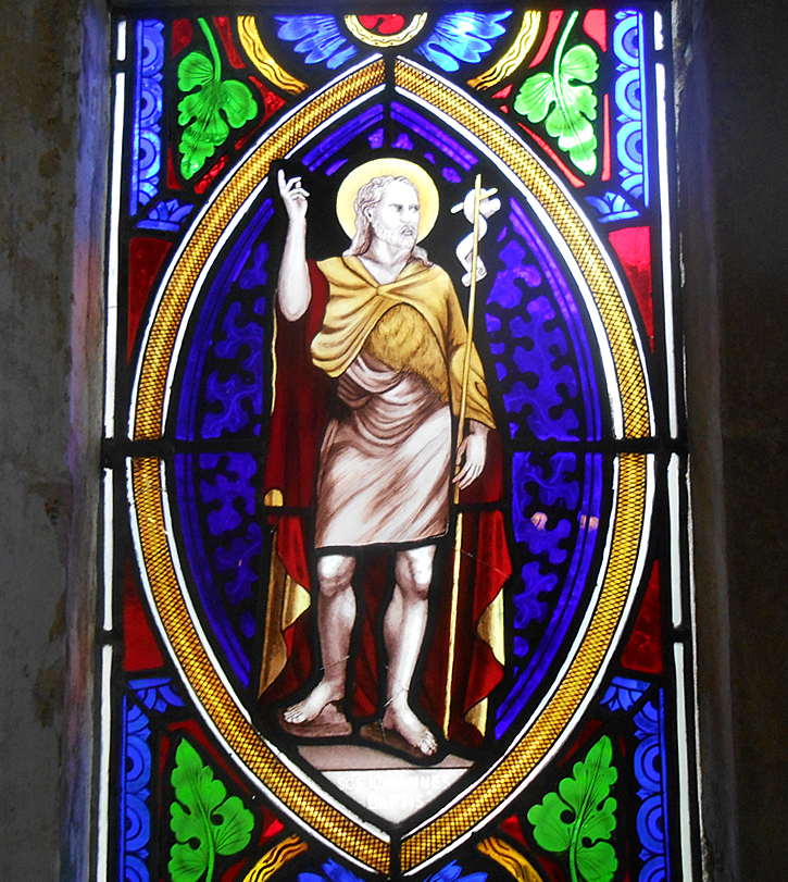 St. Peter's, Stourton