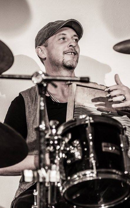 Toby Glaser    Drums, Washboard, Percussion