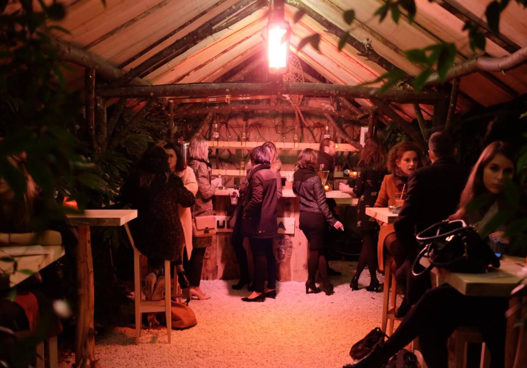 Les cabanes de jardin les plus chaleureuses de Paris.