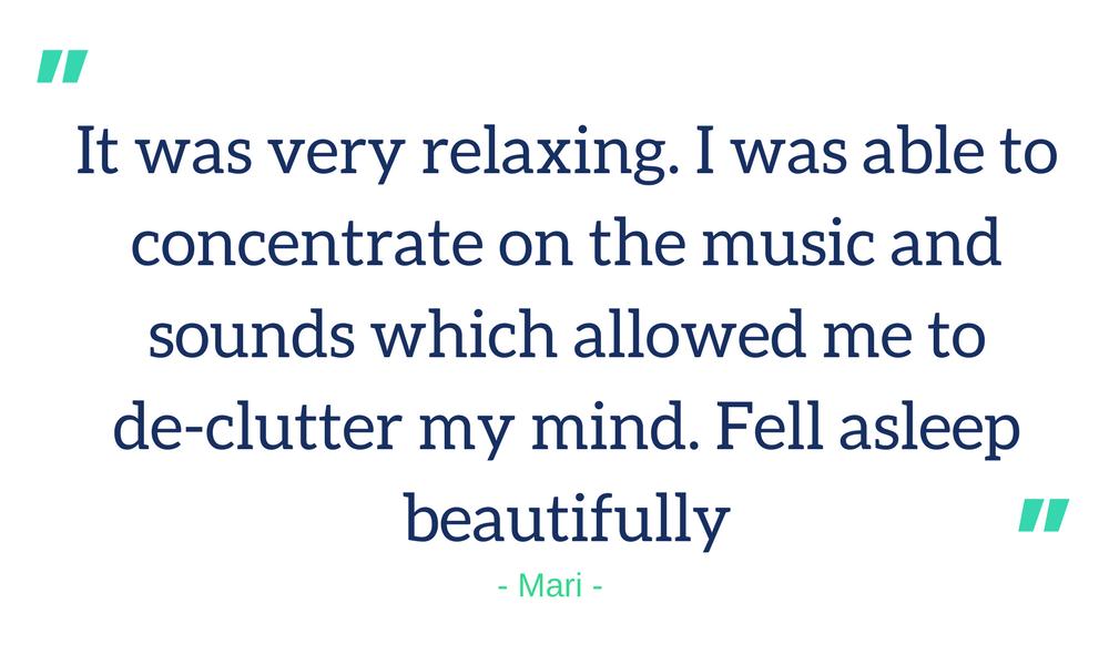 Soulful Soundwaves Testimonial