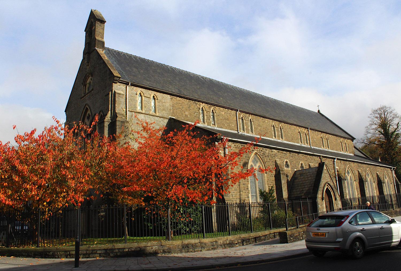 St David's parish church