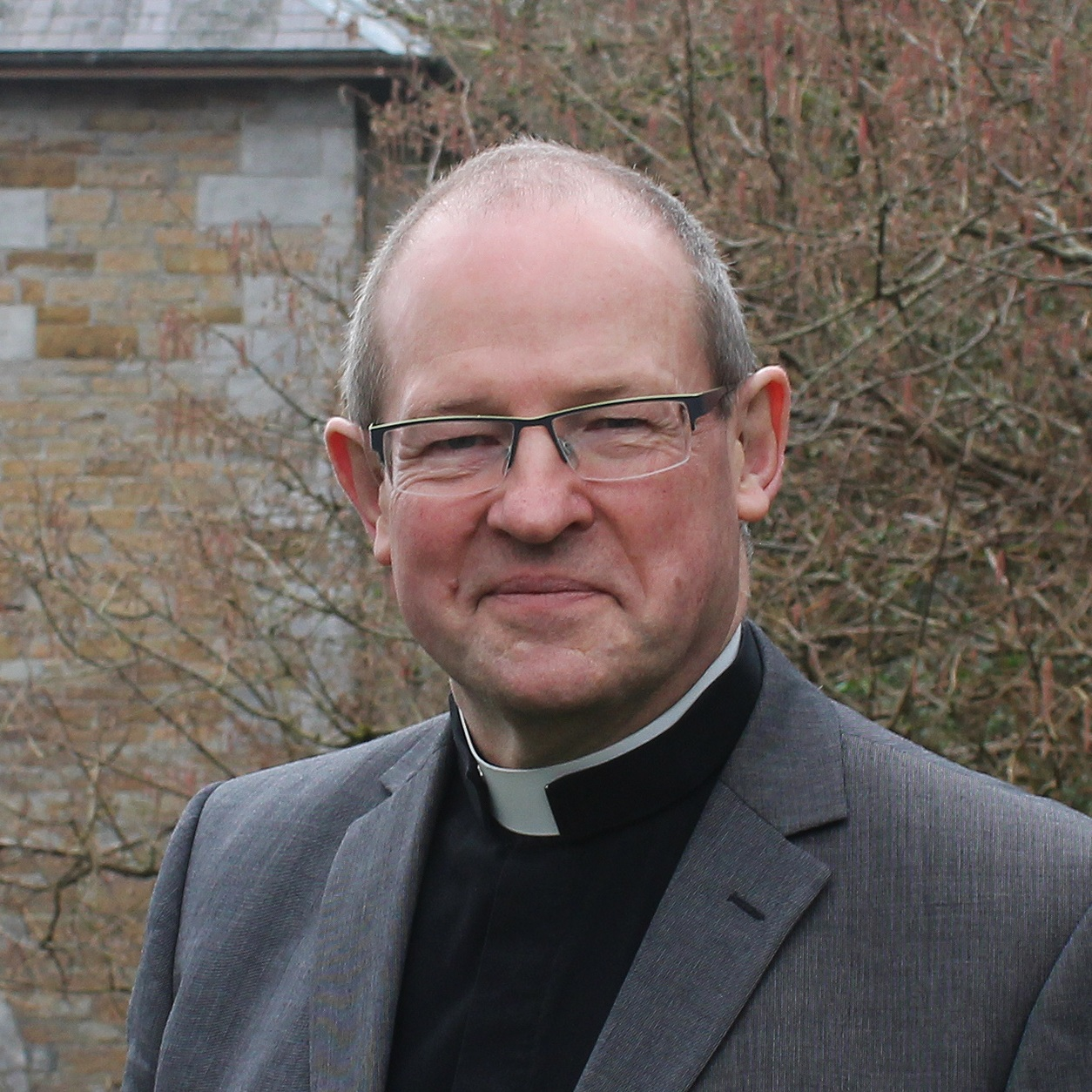 Priest-in-charge Fr Mark Prevett