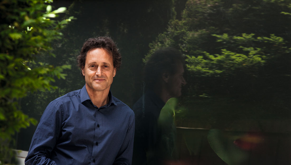 El arquitecto y urbanista Javier Herreros. Foto: Victoria Iglesias