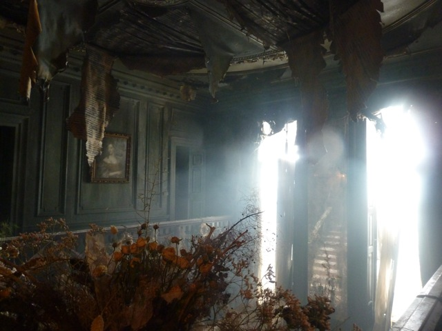 Great Expectations - Satis House interior  -David Roger - Production design .jpg