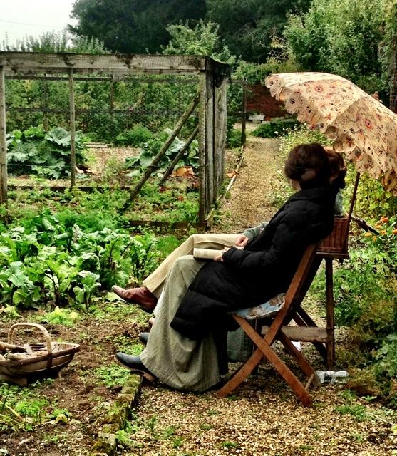 Life In Squares-  Cast - Sisters in garden.jpg