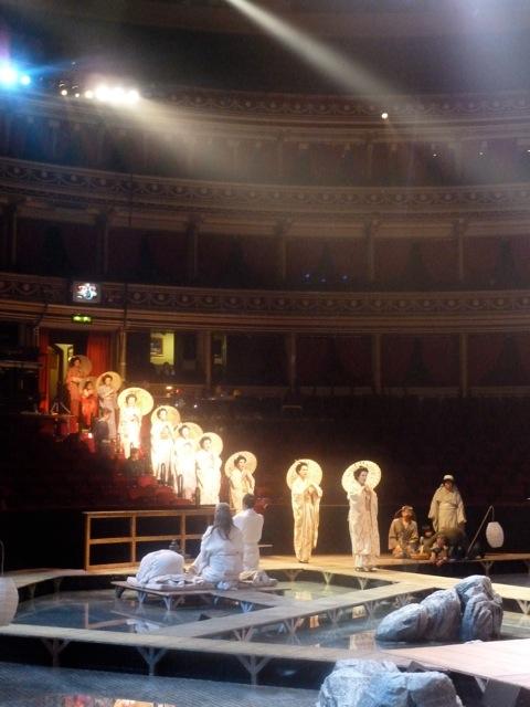 Madam Butterfly - Royal Albert Hall - David Roger Set design 4.jpg