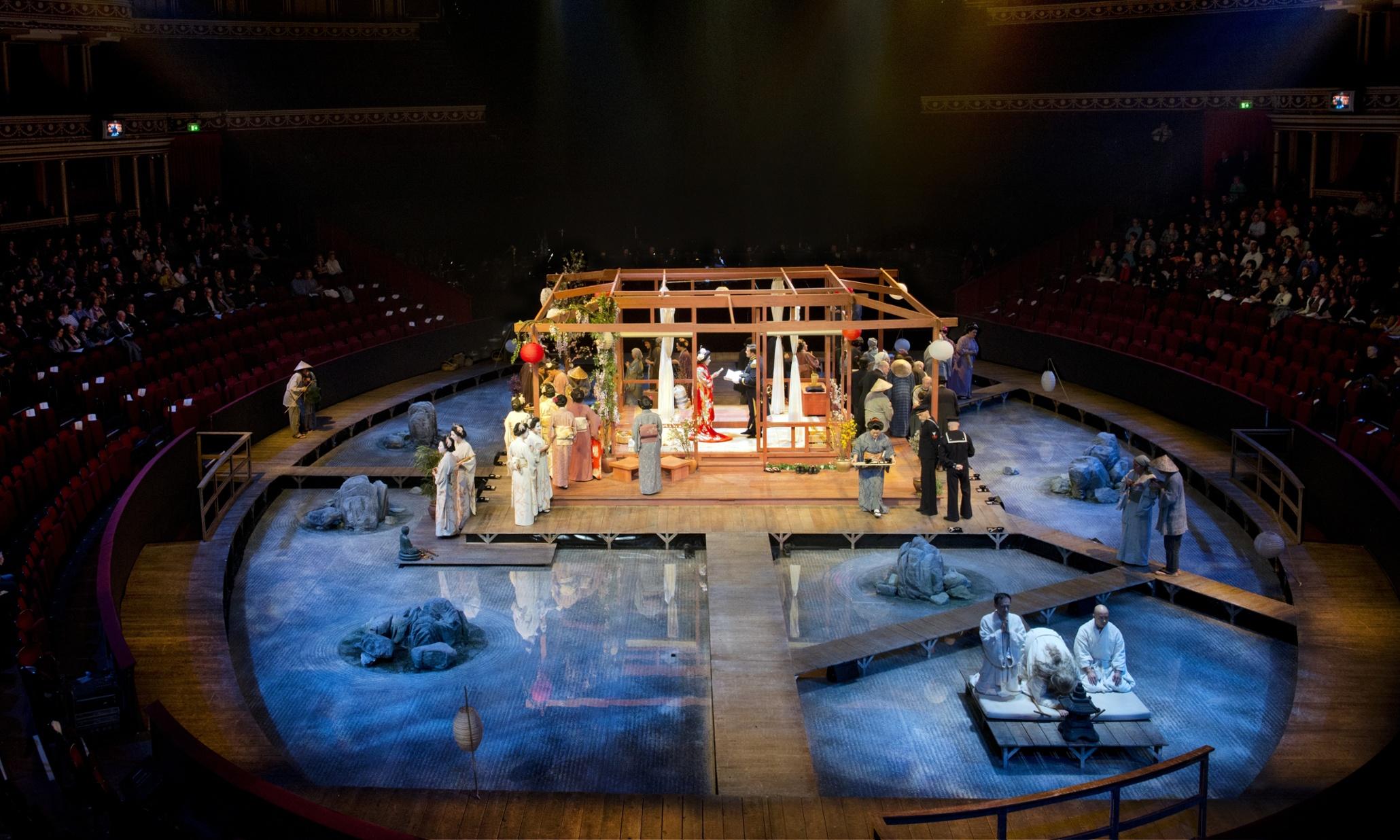 Madam Butterfly-Royal Albert Hall - David Roger production design 5.jpeg