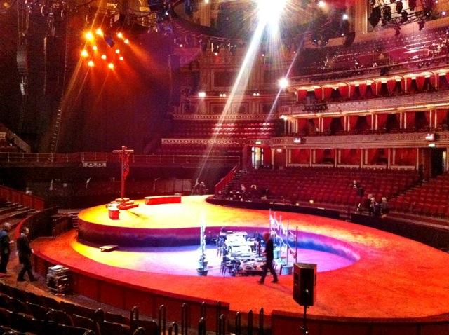 CARMEN - royal albert hall - O2 Arena - set production design - David Roger 3 .jpg