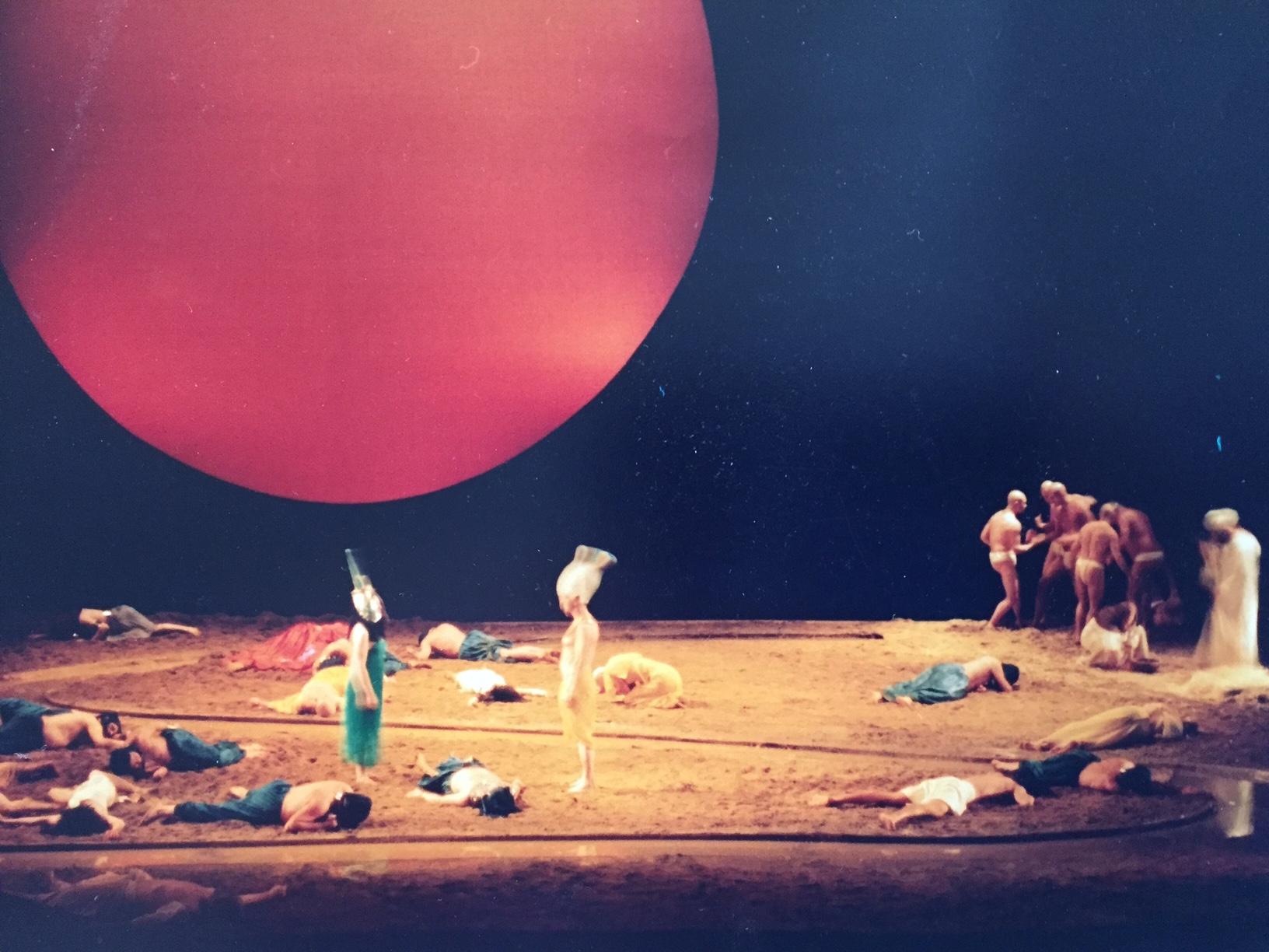 AKHNATEN - opera - production - david roger .JPG