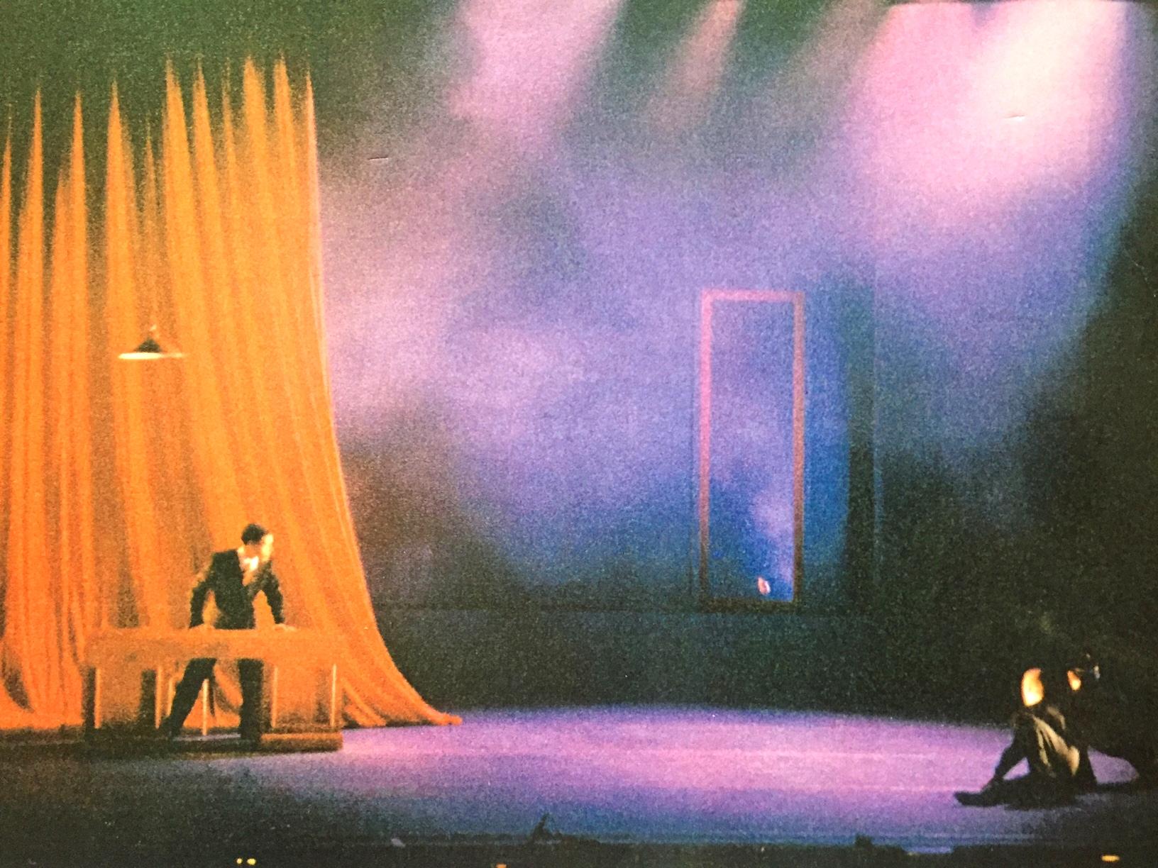 The Return of Don Juan - stage design - David Roger.JPG